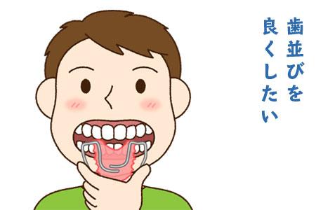 矯正歯科(大人)