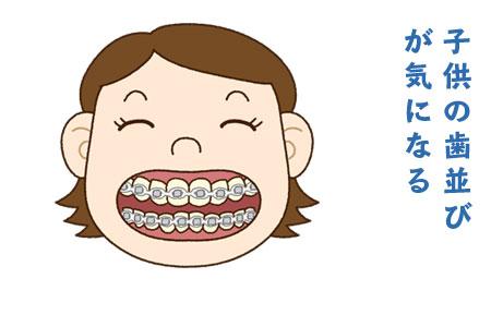 矯正歯科(子供)